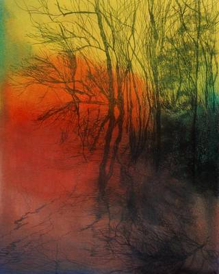 Mixed Media - Seasons Change by Robert Grubbs