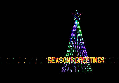 Photograph - Seasons Greetings by Carolyn Derstine