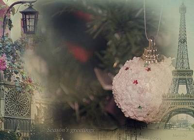 Photograph - Season's Greetings by Marija Djedovic
