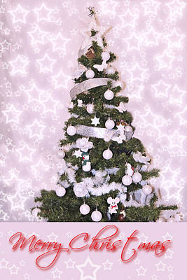 Photograph - Seasons Greetings Merry Christmas By Pedro Cardona by Pedro Cardona Llambias