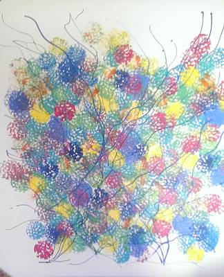 Painting - Seasponge by Judi Goodwin