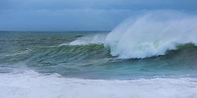 Photograph - Seaspray by Robin-Lee Vieira