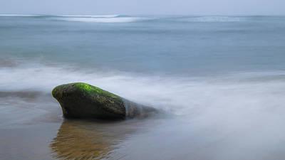 Ocean Sunset Wall Art - Photograph - Seastone by Joseph Smith