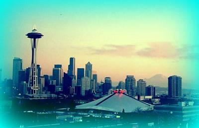 Seatle Skyline Original