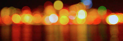 Photograph - Seattle Unfocused - From Alki by Brian O'Kelly