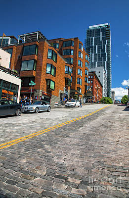 Photograph - Seattle View by Mariola Bitner