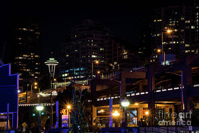 Photograph - Seattle Washington by Deborah Klubertanz