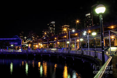 Photograph - Seattle Washington I by Deborah Klubertanz