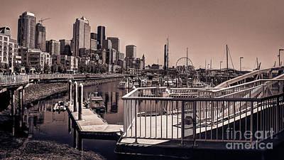 Photograph - Seattle Waterfront II by Deborah Klubertanz