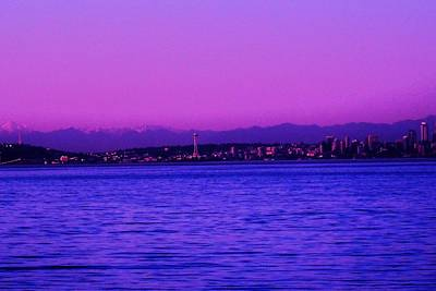 Seattle's Purple Haze Original by Jessica Jablonski
