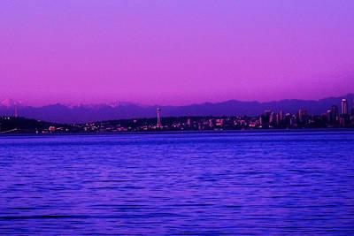 Seattle's Purple Haze Original by Jessica Jablonski
