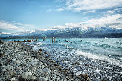 Photograph - Seaward Seashore by Belinda Greb