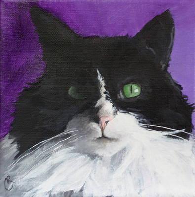 Painting - Sebastian by Carol Russell