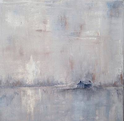 Painting - Seclusion by T Fry-Green
