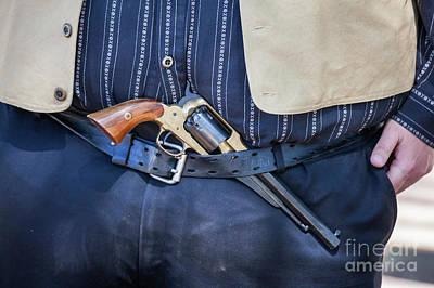 Photograph - Second Amendment by Jim West