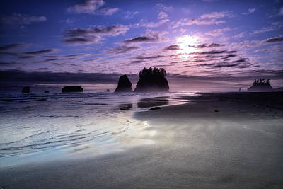 Photograph - Second Beach by Spencer McDonald