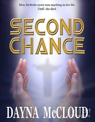 Book Jacket Design Photograph - Second Chance Book Cover by Mike Nellums
