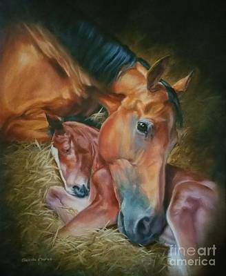 Painting - Second Chances by Charice Cooper