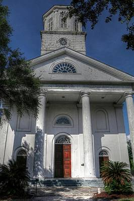 Photograph - Second Presbyterian Church Charleston South Carolina by Carol Montoya