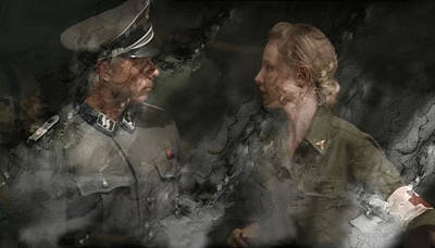 Second World War 00017 Print by Jani Heinonen
