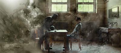 Hero Painting - Second World War 03251502521522 by Jani Heinonen
