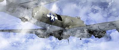 Infantryman Painting - Second World War 201 by Jani Heinonen