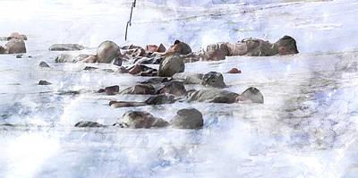 Warrior Painting - Second World War 604 by Jani Heinonen