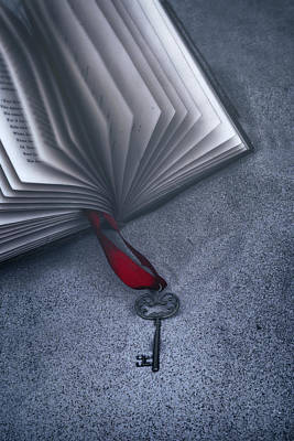 Secret Book Art Print by Joana Kruse