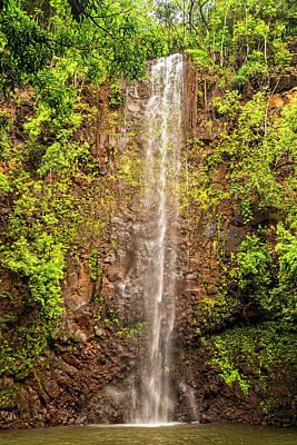 Photograph - Secret Falls by Brian Harig