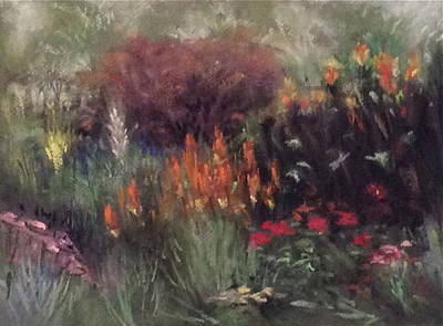 Pastel - Secret Garden by Sandra Lee Scott