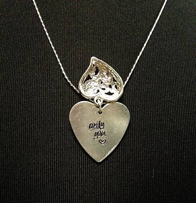 Sterling Silver Jewelry - Secret Message by Sarah B