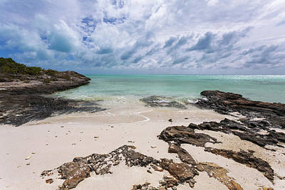 Turks And Caicos Islands Photograph - Secret Of West Harbour by Chad Dutson