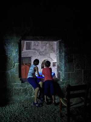 Photograph - Secret Room by Jouko Lehto