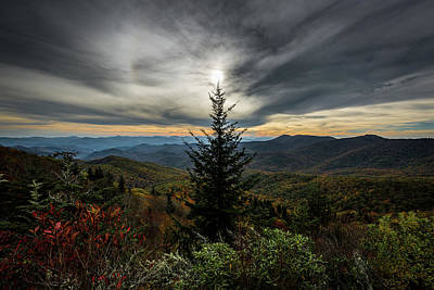 Photograph - Secret Spot - Blue Ridge Mountains by Donnie Whitaker