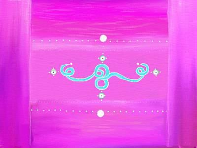 Chakra Painting - Secrets Of Lemuria by Ysahaya  Spirit