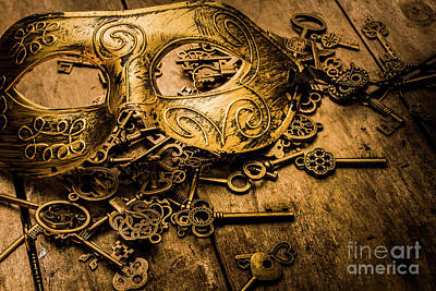 Mask Photograph - Secrets Of Rome by Jorgo Photography - Wall Art Gallery