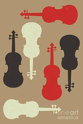 Digital Art - Section Of Six by Benjamin Harte