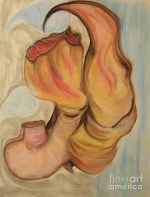Sections Art Print by Michelle  Thomann-Ramirez