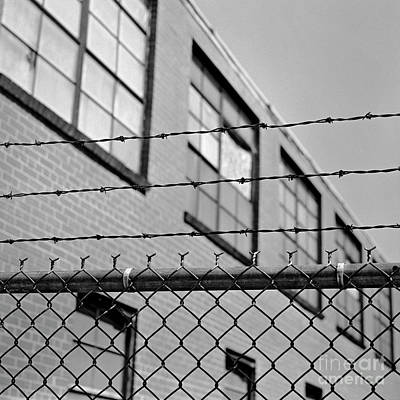 Photograph - Secured by Patrick M Lynch