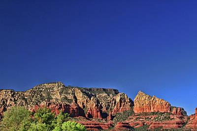 Photograph - Sedona # 11 - Red Rocks by Allen Beatty