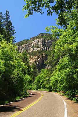 Photograph - Sedona # 3  - Oak Creek Scenic Drive by Allen Beatty