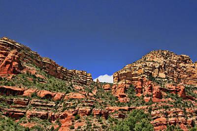 Photograph - Sedona # 33 - Red Rocks by Allen Beatty