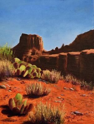 Michael Mcgrath Painting - Sedona 33 by Michael McGrath