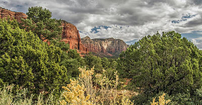 Photograph - Sedona 8351-101917-1cr by Tam Ryan
