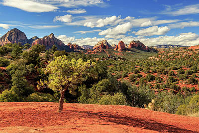 Photograph - Sedona Afternoon by James Eddy