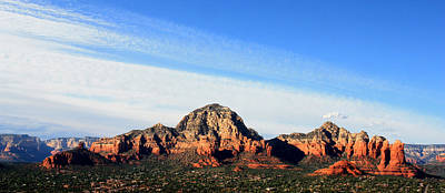 Photograph - Sedona Afternoon by Joe Kozlowski