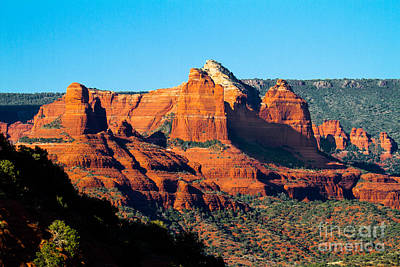 Anne Geddes Collection - Sedona Airport Veiw 4 by Dan Hartford