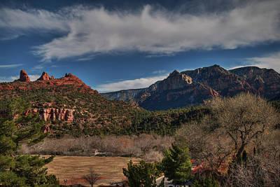 Photograph - Sedona Arizona 001 by Lance Vaughn