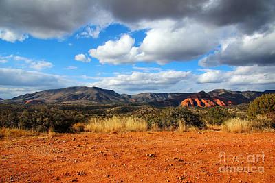 Photograph - Sedona Arizona by Afrodita Ellerman