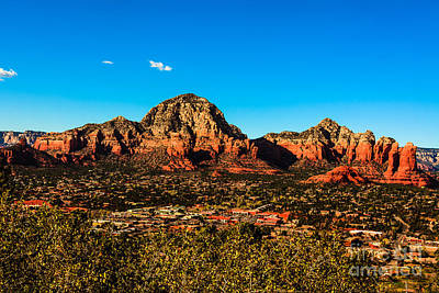 Photograph - Sedona Arizona by Ben Graham